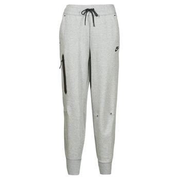 衣服 女士 厚裤子 Nike 耐克 NSTCH FLC ESSNTL HR PNT 灰色 / 黑色