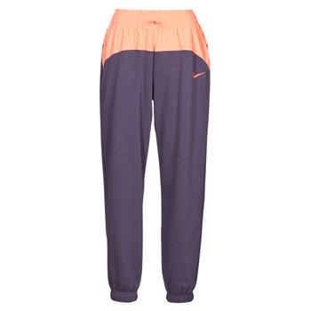 衣服 女士 厚裤子 Nike 耐克 NSICN CLSH JOGGER MIX HR 紫罗兰 / 玫瑰色
