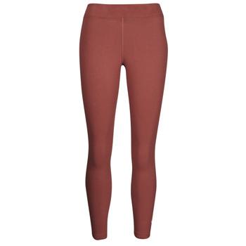 衣服 女士 紧身裤 Nike 耐克 NSESSNTL 7/8 MR LGGNG 棕色 / 白色