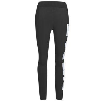 衣服 女士 紧身裤 Nike 耐克 NSESSNTL GX HR LGGNG JDI 黑色 / 白色