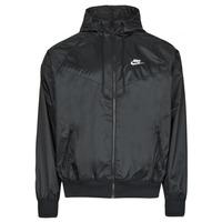 衣服 男士 冲锋衣 Nike 耐克 NSSPE WVN LND WR HD JKT 黑色 / 白色
