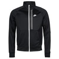 衣服 男士 运动款外套 Nike 耐克 NSTE N98 PK JKT TRIBUTE 黑色 / 白色