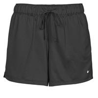 衣服 女士 短裤&百慕大短裤 Nike 耐克 DF ATTACK SHRT 黑色 / 白色