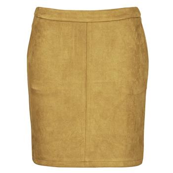 衣服 女士 半身裙 Vila VIFADDY 棕色