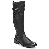 鞋子 女士 都市靴 Rieker 瑞克尔  黑色