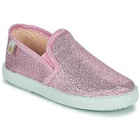 鞋子 女孩 平底鞋 Citrouille et Compagnie OBILA 玫瑰色