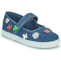鞋子 女孩 平底鞋 Citrouille et Compagnie OXINA 牛仔