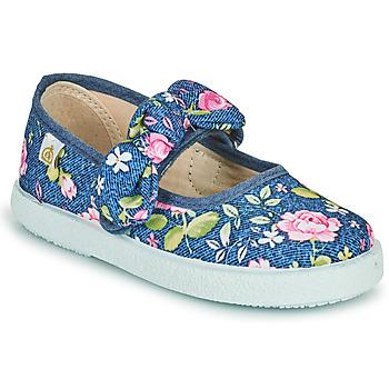 鞋子 女孩 平底鞋 Citrouille et Compagnie OZETTE 牛仔