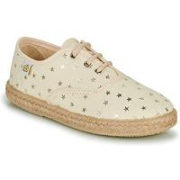 鞋子 女孩 球鞋基本款 Citrouille et Compagnie OWAZA 金色