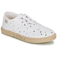 鞋子 女孩 球鞋基本款 Citrouille et Compagnie OUAKA 银色