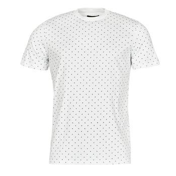 衣服 男士 短袖体恤 Jack & Jones 杰克琼斯 JJMINIMAL 白色