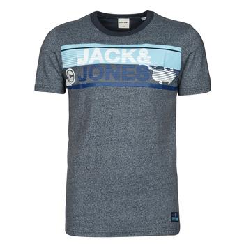 衣服 男士 短袖体恤 Jack & Jones 杰克琼斯 JCONICCO 海蓝色