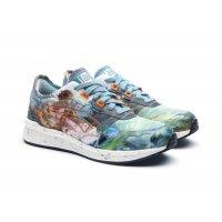 鞋子 球鞋基本款 Asics 亚瑟士 Asics HyperGEL-LYTE x Vivienne Westwood  LIGHT STEEL/ORANGE
