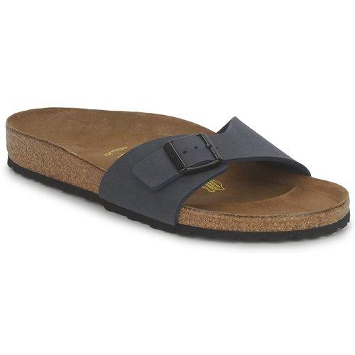 鞋子 男士 休闲凉拖/沙滩鞋 Birkenstock 勃肯 MADRID 海蓝色