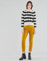 衣服 女士 休闲裤 Only ONLGLOWING 黄色