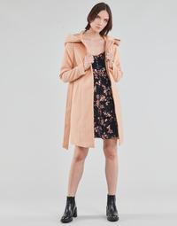 衣服 女士 大衣 Vero Moda VMCALALYON HOOD 3/4 JACKET GA 玫瑰色
