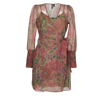 衣服 女士 短裙 Vero Moda VMABELIA 绿色 / 红色