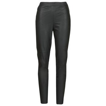 衣服 女士 紧身裤 Vero Moda VMJANNI 黑色