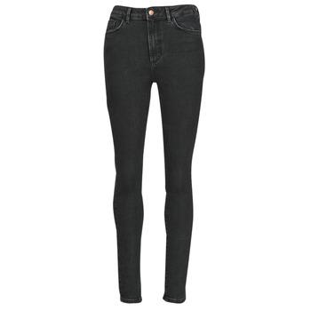 衣服 女士 紧身牛仔裤 Vero Moda VMSOPHIA 灰色 / Fonce