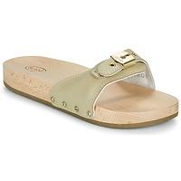 鞋子 女士 休闲凉拖/沙滩鞋 Scholl PESCURA FLAT 米色