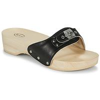 鞋子 女士 休闲凉拖/沙滩鞋 Scholl PESCURA HEEL 黑色