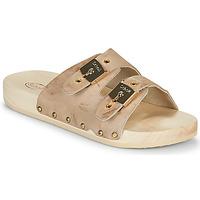 鞋子 女士 休闲凉拖/沙滩鞋 Scholl PESCURA 2 STRAPS 棕色