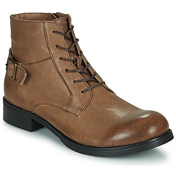 鞋子 男士 短筒靴 Kdopa COSTARICA 棕色
