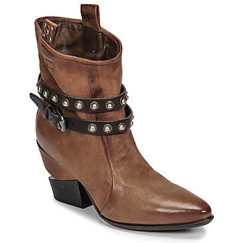 鞋子 女士 短筒靴 Airstep / A.S.98 TINGET 棕色
