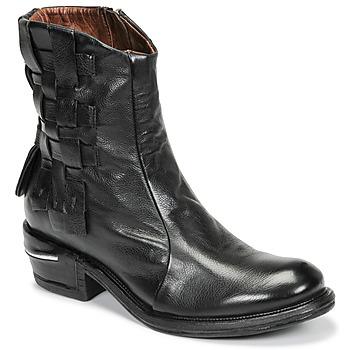 鞋子 女士 短筒靴 Airstep / A.S.98 IGNIX 黑色