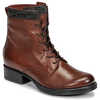 鞋子 女士 短筒靴 Mjus NORTON 棕色