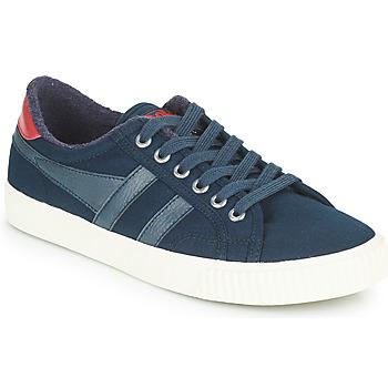 鞋子 女士 球鞋基本款 Gola TENNIS MARK COX 蓝色 / 红色