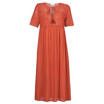 衣服 女士 长裙 Betty London ORVILLE 铁锈色