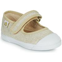 鞋子 女孩 平底鞋 Citrouille et Compagnie APSUT 米色