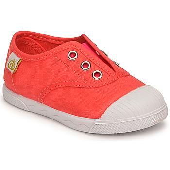 鞋子 女孩 球鞋基本款 Citrouille et Compagnie RIVIALELLE Pasteque