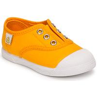 鞋子 女孩 球鞋基本款 Citrouille et Compagnie RIVIALELLE 芒果色