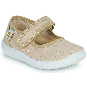 鞋子 女孩 平底鞋 Citrouille et Compagnie OSAPA 米色