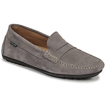 鞋子 男士 皮便鞋 Christian Pellet Cador 灰色