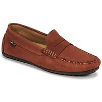 鞋子 男士 皮便鞋 Christian Pellet Cador 红色