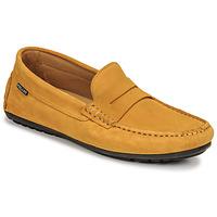 鞋子 男士 皮便鞋 Pellet Cador 黄色