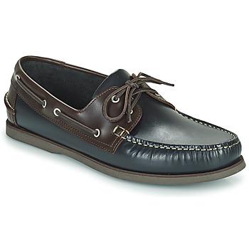 鞋子 女孩 平底鞋 Christian Pellet Vendée 蓝色 / 棕色