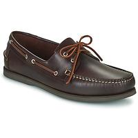 鞋子 女孩 平底鞋 Pellet Vendée 棕色
