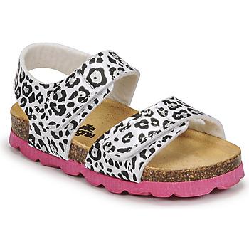鞋子 女孩 凉鞋 Citrouille et Compagnie BELLI JOE Leopard