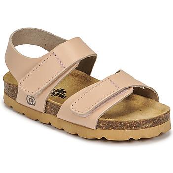 鞋子 女孩 凉鞋 Citrouille et Compagnie BELLI JOE 玫瑰色