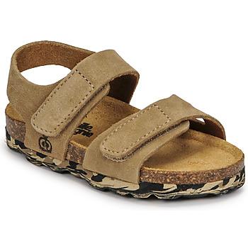 鞋子 男孩 凉鞋 Citrouille et Compagnie BELLI JOE 米色