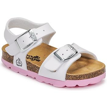 鞋子 女孩 凉鞋 Citrouille et Compagnie RELUNE 白色
