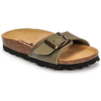 鞋子 男孩 休闲凉拖/沙滩鞋 Citrouille et Compagnie OKIKOU 卡其色