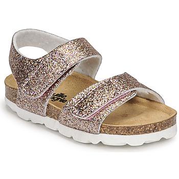 鞋子 女孩 凉鞋 Citrouille et Compagnie BELLI JOE 多彩