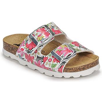 鞋子 女孩 休闲凉拖/沙滩鞋 Citrouille et Compagnie MISTINGUETTE 多彩