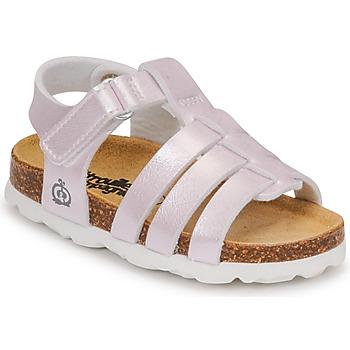鞋子 女孩 凉鞋 Citrouille et Compagnie MALIA 香槟色