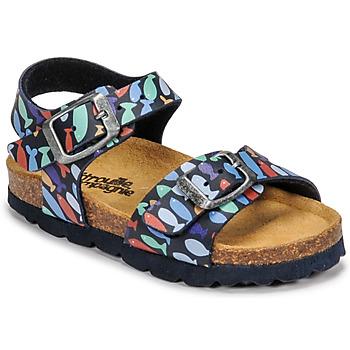 鞋子 男孩 凉鞋 Citrouille et Compagnie RELUNE 多彩